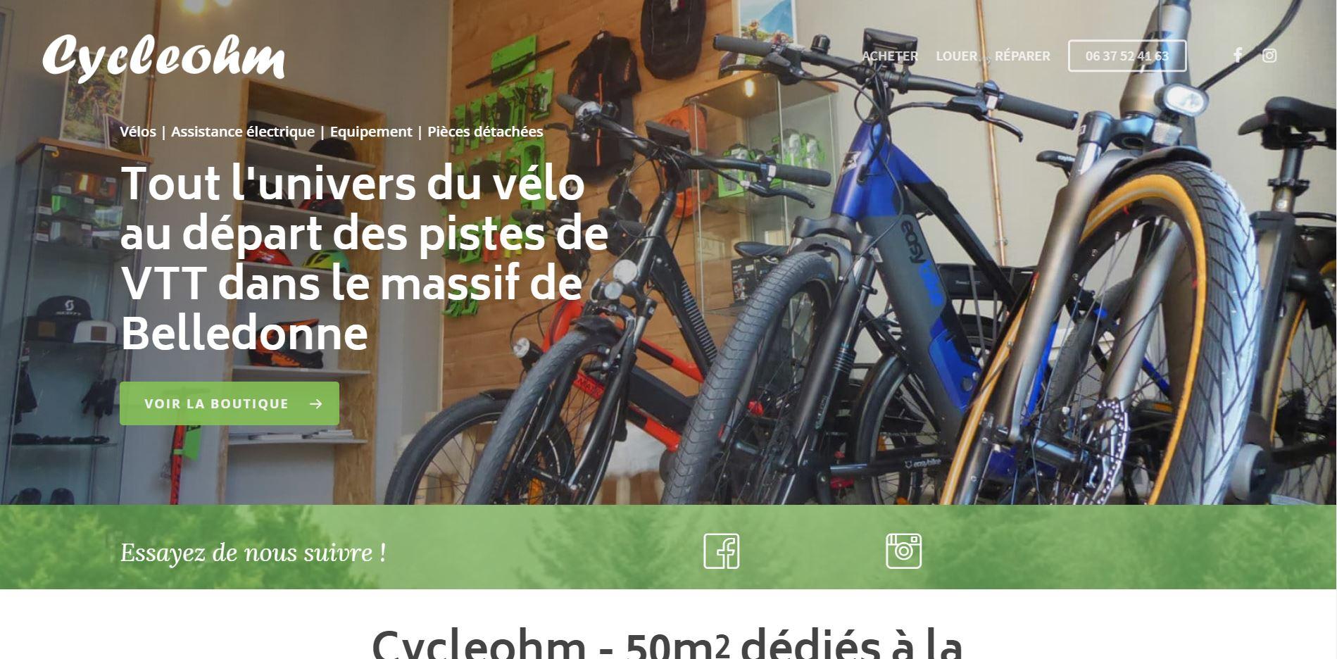 Cycleohm